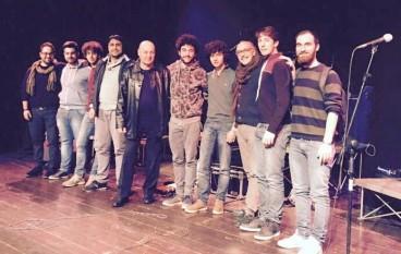 """Bova Marina, successo per il concerto della band """"Carboidrati"""""""