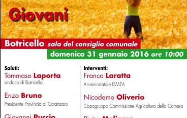 Botricello, il PD calabrese organizza la festa per l'agricoltura
