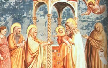 Il due febbraio Festa della Candelora