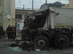 Pietrapaola, incidente sulla SS 106: 3 feriti