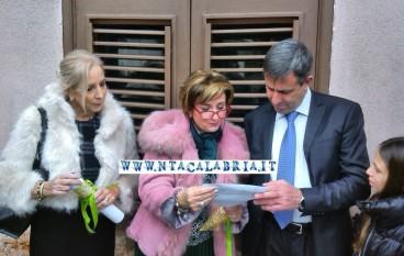 Mondoverde e Rotary consegnano desideri al Sindaco: FOTO