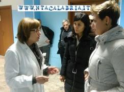 Melito Porto Salvo, Nesci e Dieni (M5s) visitano l'Ospedale: FOTO