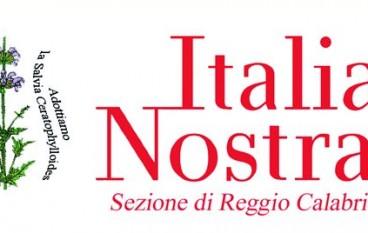 """""""Italia Nostra – Reggio Calabria"""" organizza dibattito"""