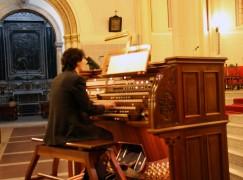 Concerto con il Maestro Brigandì nel Santuario di S. Antonio