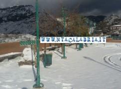 Roccaforte del Greco, zone percorribili solo con catene