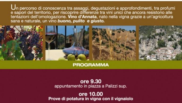 """Slow Food organizza: """"IGT Palizzi – vino d'annata"""""""