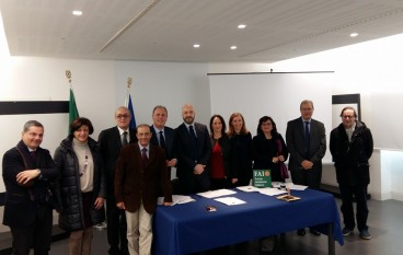 Reggio Calabria, siglato protocollo tra FAI e Museo