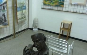 Bova Marina, Le Muse alla Pinacoteca civica