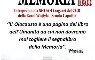 """A Isola di Capo Rizzuto la """"Giornata della Memoria"""""""