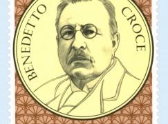 Poste Italiane, un francobollo dedicato a Benedetto Croce