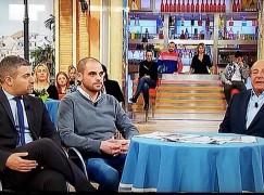 """Caso Iannuzzi, Comitato e famiglia ospiti a """"I Fatti Vostri"""""""