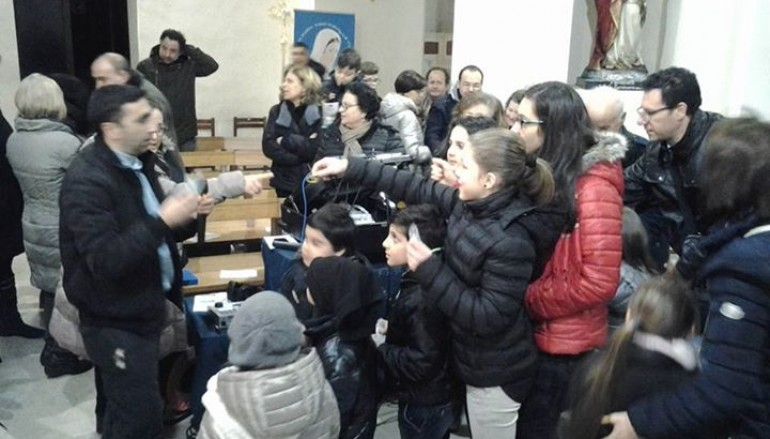 Platania, Radio Maria in diretta dalla Chiesa San Michele Arcangelo