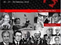 """Reggio Calabria, al via """" La Stagione delle Riforme"""""""