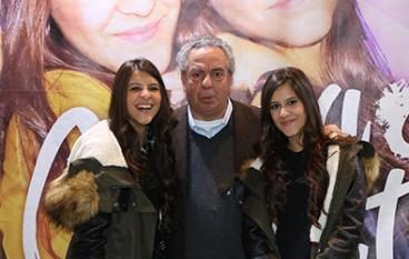 Sanremo, Chiara e Martina felici per la vittoria di Tempera