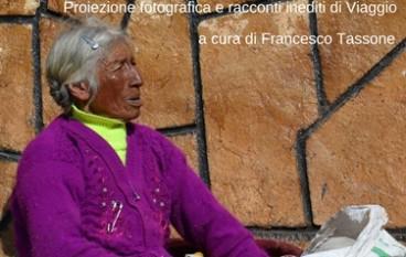 """Reggio Calabria, il CIS presenta """"Il mio Perù"""""""