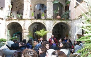 """Polistena, studenti Liceo """"Rechichi"""" sul """"Sentiero del Brigante"""""""