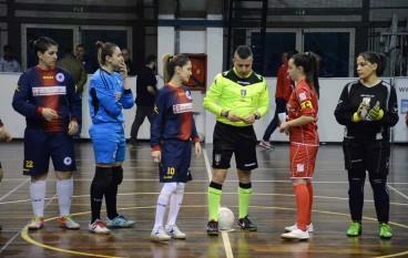 Serie C Donne C5: bene Cus Cs, Vibo e Catanzaro