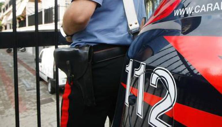 Scilla, arrestato 18enne per furto aggravato