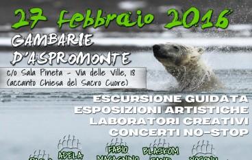 """A Gambarie """"Artic Festival"""" promosso da Greenpeace"""