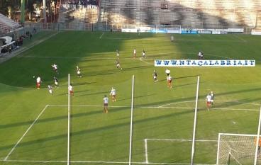 ASD Reggio Calabria- Cavese: le foto