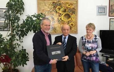 Il sindaco di Chesterfield in visita a Siderno