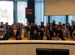 Università Mediterranea, concluso viaggio-studio a Bruxelles
