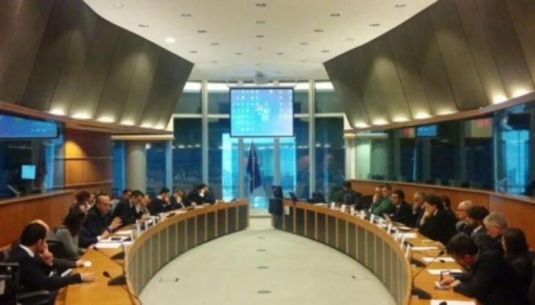 """""""Calabria Digitale"""", giornata di studi e confronto a Bruxelles"""
