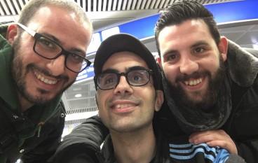 Carlo Iannuzzi torna a Roccella per qualche giorno