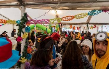 Brancaleone, successo per il Carnevale 2016