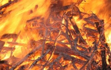 San Ferdinando, combustione illecita di rifiuti: un arresto