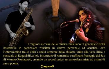 """Castiglione, concerto """"Moreno Romagnoli Bossa Project"""""""