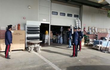 Roccella Jonica, confiscati beni per 12 Mln di euro