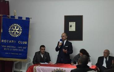 Roghudi, idee per la città metropolitana dal convegno del Rotary