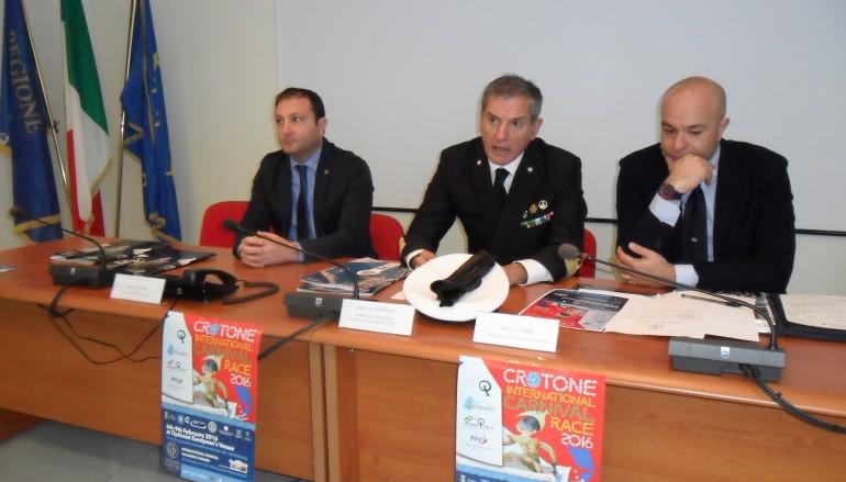 """Gioia Tauro, presentato il progetto """"Crotone città della vela"""""""