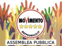 Condofuri, assemblea del meetup Greci di Calabria 5 Stelle