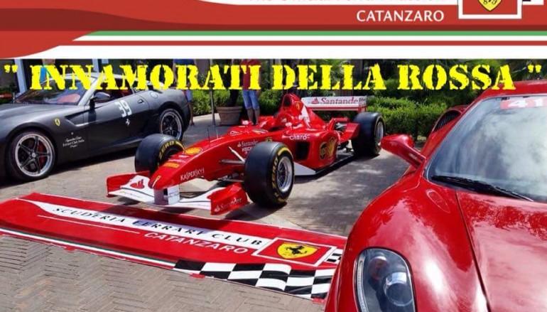 """Automobilismo: evento organizzato dal """"Ferrari Club Catanzaro"""""""