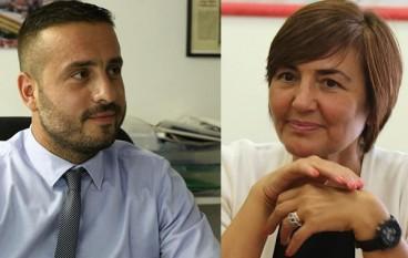L'On Polverini inaugura la nuova sede cittadina del sindacato UGL a Lamezia
