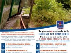 Calabria, al via Mese della Mobilità Sostenibile