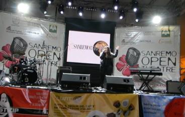 Noemi D'Agostino, da Reggio Calabria a Sanremo