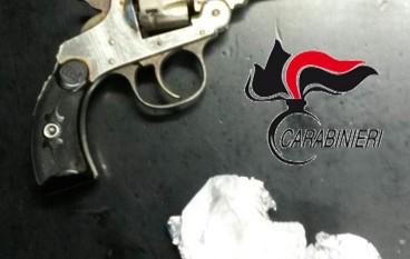 Reggio Calabria, un arresto per armi e droga