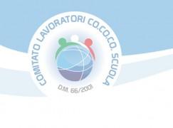 Calabria, protesta lavoratori Co.Co.Co. della scuola