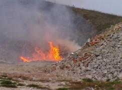 Bova, gestione rifiuti non autorizzata: 4 denunce
