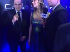 Sanremo 2016, intervista a Veronica Maya