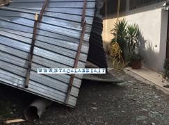 Calabria, disagi a causa del forte vento
