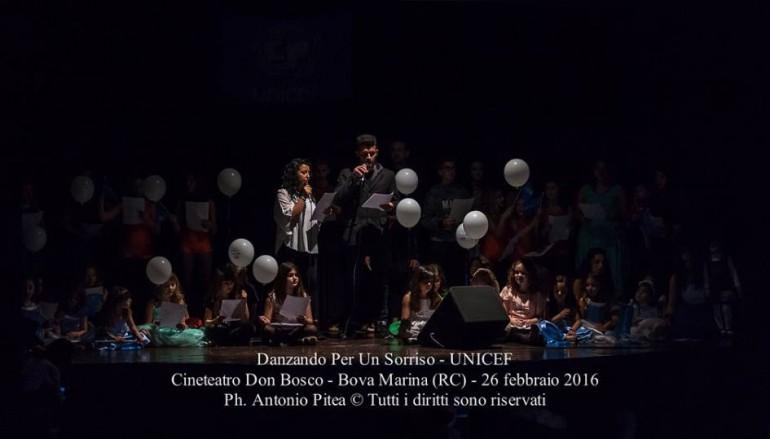 Bova Marina, tanti applausi all'evento promosso dall'Unicef
