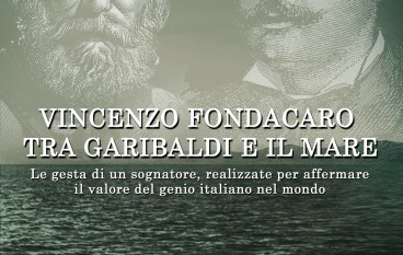 """All'Archivio di Stato presentazione del libro """"Vincenzo Fondacaro tra Garibaldi e il mare"""" di Tito Puntillo"""