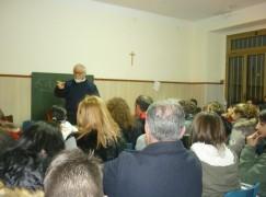 Platania, il teologo D'Andrea a scuola per la famiglia
