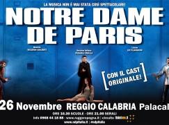 """A Reggio """"Notre dame de Paris"""", al via prevendita biglietti"""