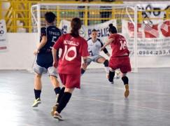 Calcio 5: pareggio beffa per lo Sporting Locri