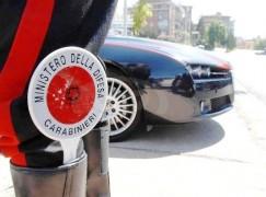 Rosarno, non si ferma all'alt dei Carabinieri: arrestato